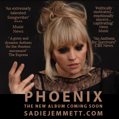 Sadie Jemmett – Album Launch