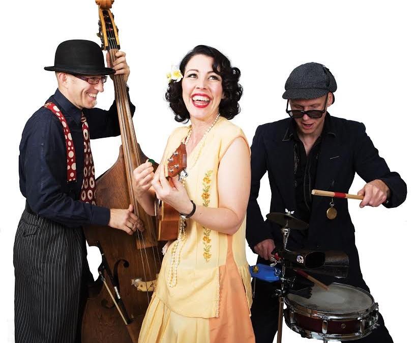 Sara Spade & The Noisy Boys