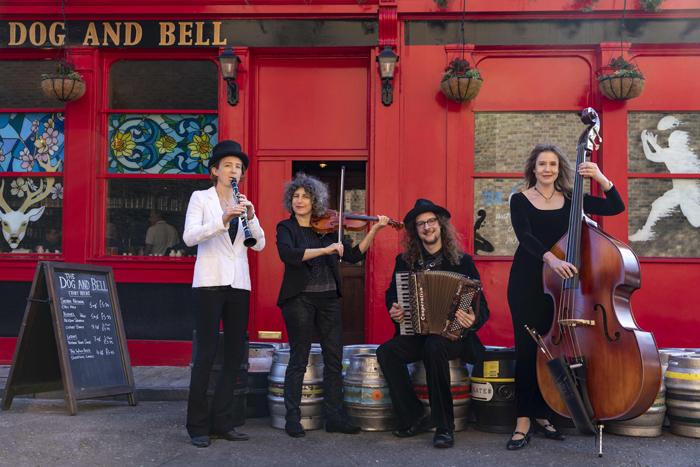 The London Klezmer Quartet