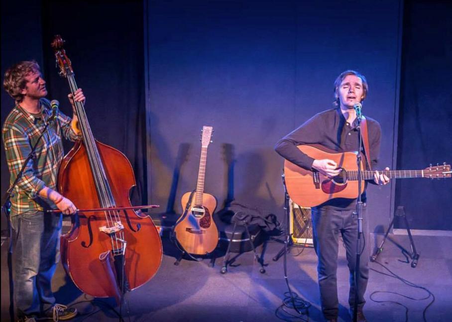 Tobias Ben Jacob & Lukas Drinkwater + Gabriel Moreno & The Quivering Poet
