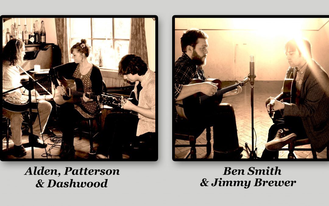 Alden Patterson & Dashwood / Ben Smith & Jimmy Brewer