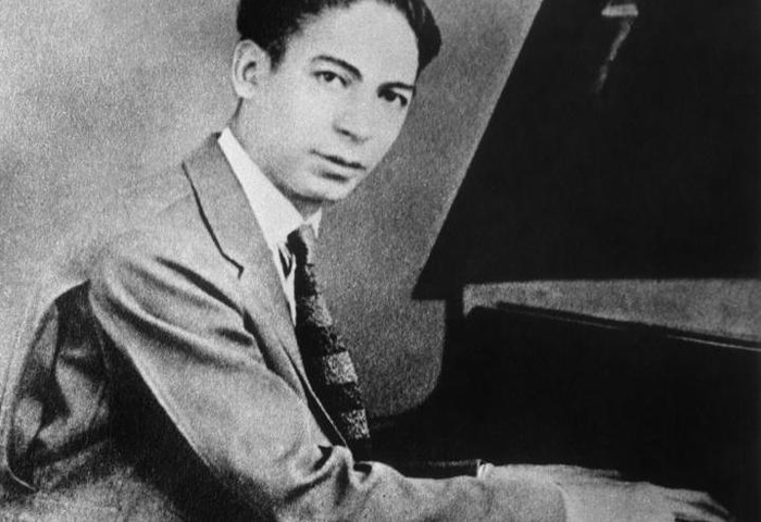Vitality Two plays Jelly Roll Morton