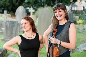 Hannah James & Claudia Schwab