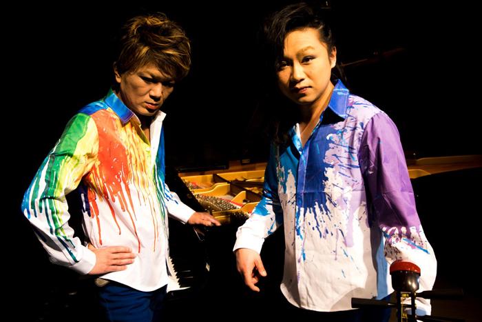 Shamipia + Naomi Suzuki & Hidè Takemoto