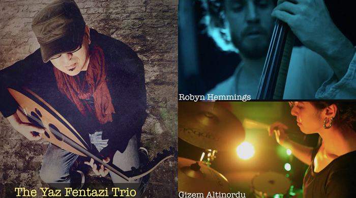 The Yaz Fentazi Trio