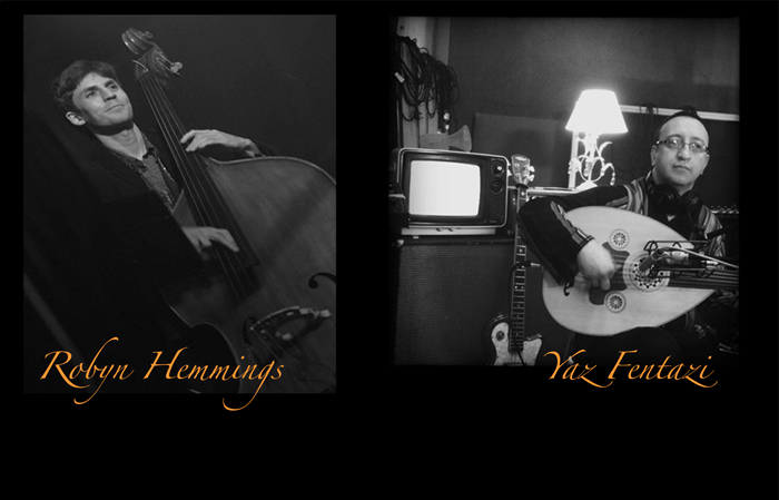Yaz Fentazi & Robyn Hemmings