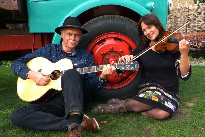 Dave Peabody & Regina Mudrich + Tim Penn