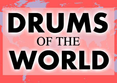 Drums of the World – drum workshop
