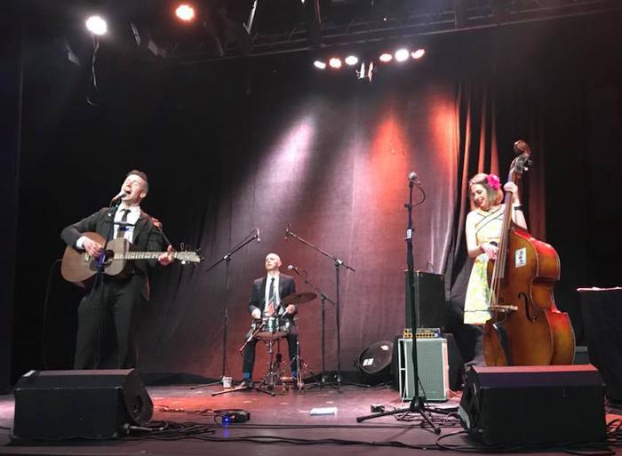 The David Broad Trio