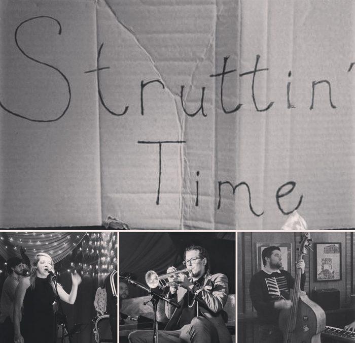 Alice Phelps & Struttin' Time