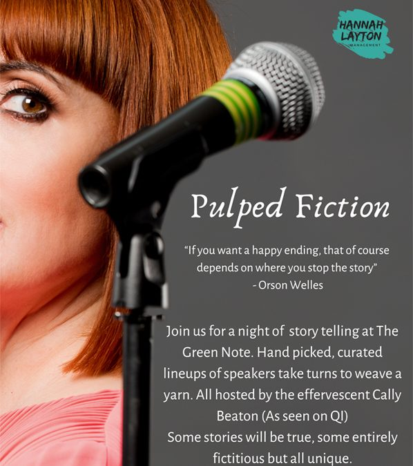 Pulped Fiction