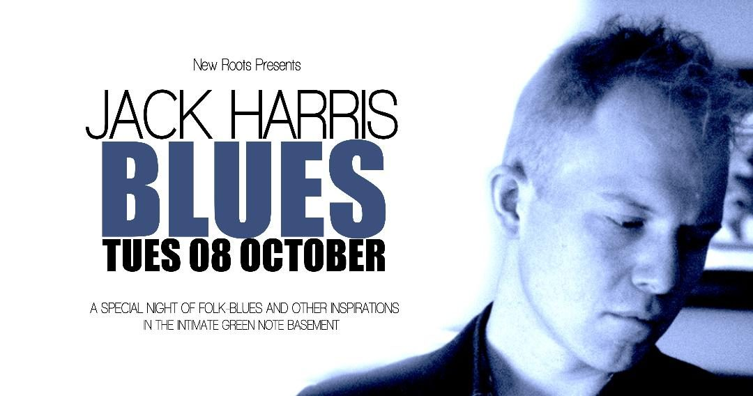 Jack Harris Blues