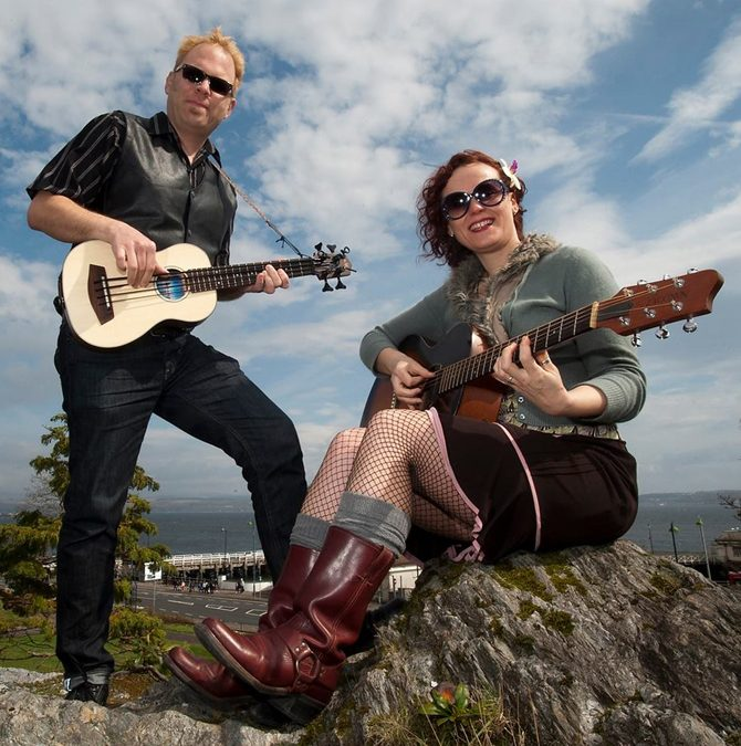 Erin Harpe Country Blues Duo