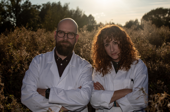 Findlay Napier & Megan Henwood: The Story Song Scientists