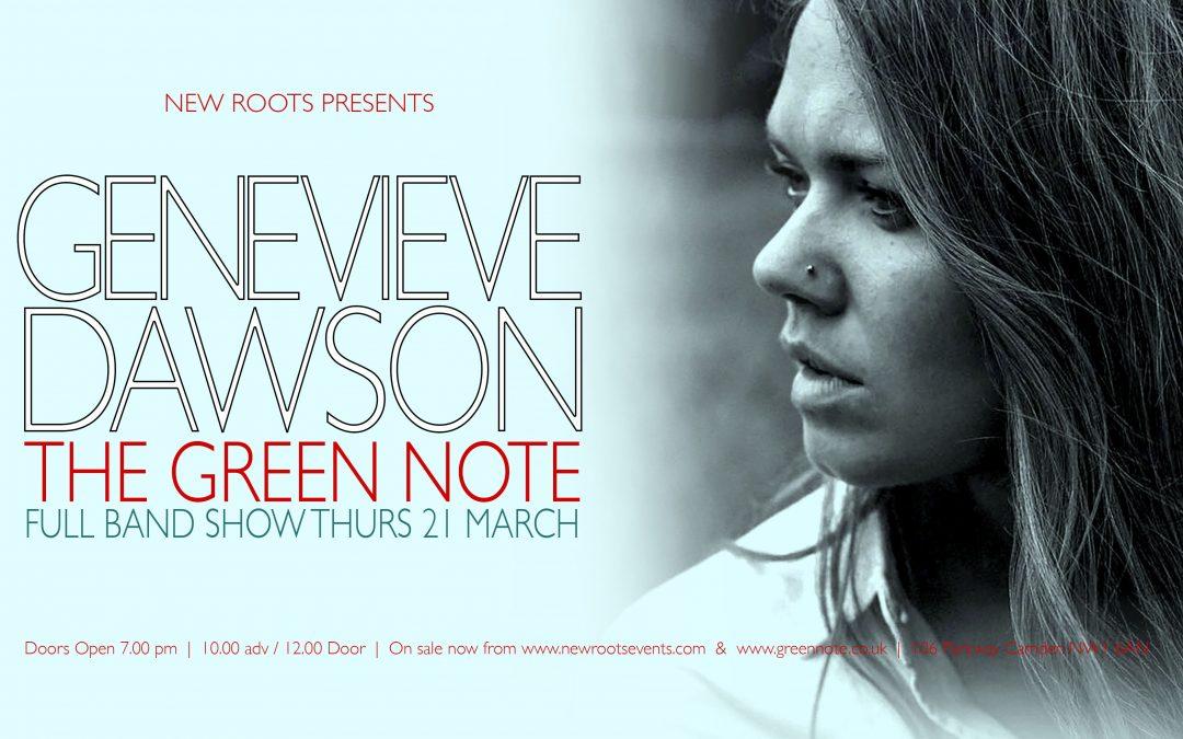 Genevieve Dawson