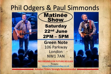 Phil 'Swill' Odgers & Paul Simmonds