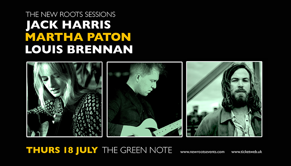 Jack Harris + Martha Paton + Louis Brennan