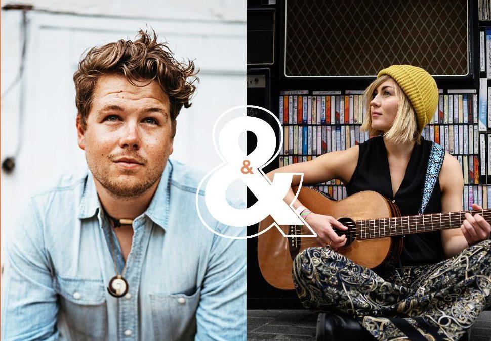 Jake Morrell + Megan O'Neill