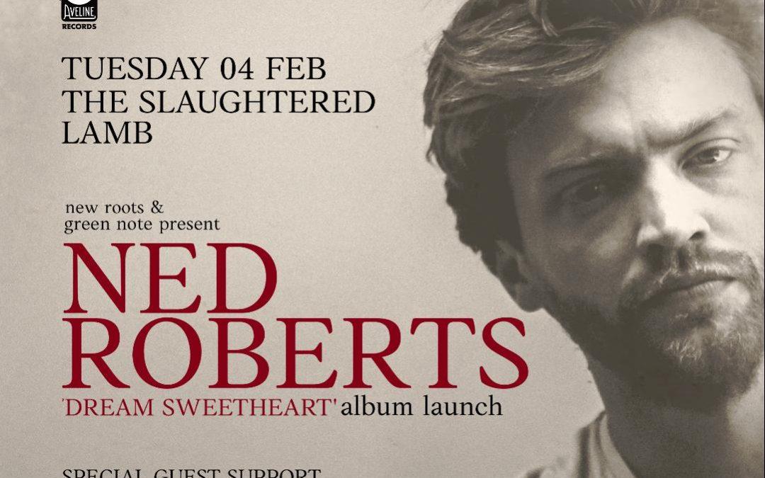Ned Roberts – Album Launch