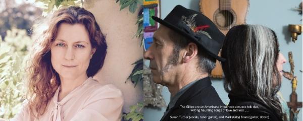 Sacha Osborn + The Gillies