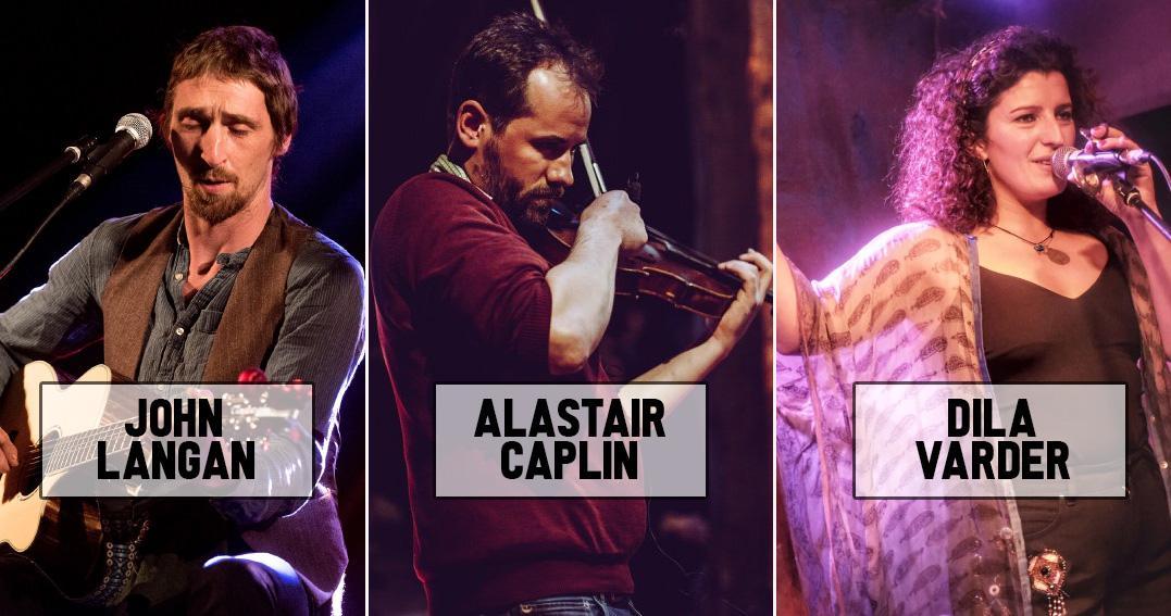 John Langan, Alastair Caplin & Dila Varder