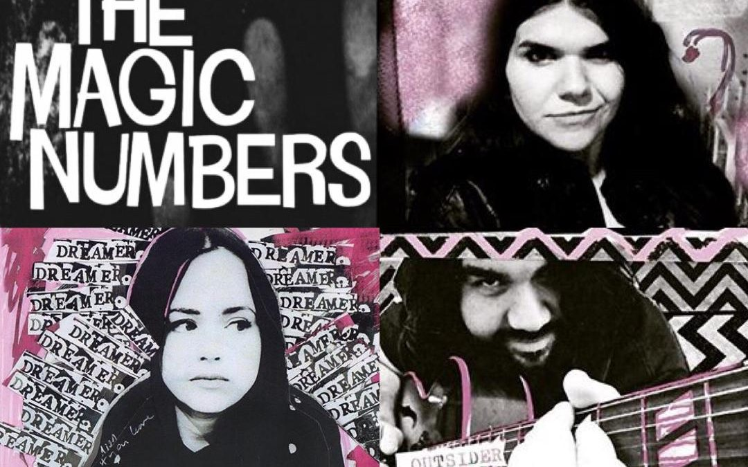 The Magic Numbers Xmas Party