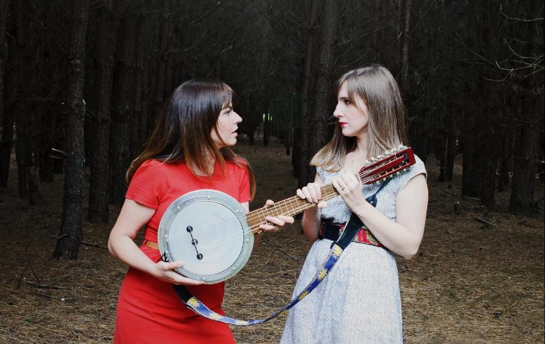 Polly Paulusma & Annie Dressner — 'Rumours in the Woods' co-headline Tour