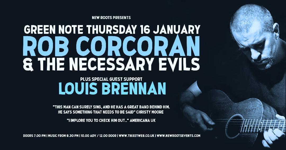 Rob Corcoran & The Necessary Evils