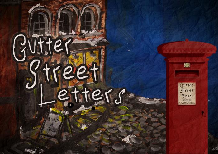Gutter Street Letters