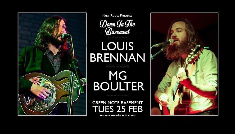 M G Boulter + Louis Brennan