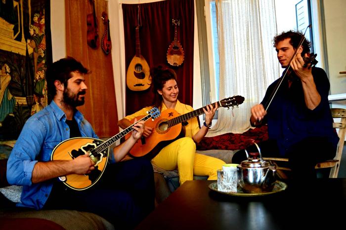 Semeli Papavasileiou Quartet