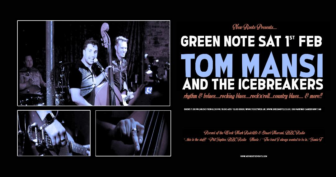 Tom Mansi & The Icebreakers
